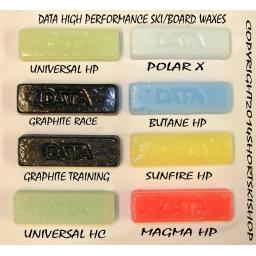 datawax-ski-snowboard-hot-wax-iron-rub-on-all-temp-spring-graphite-dry-slope--choose-your-wax-2-polar-x-ice-white-wax-ex