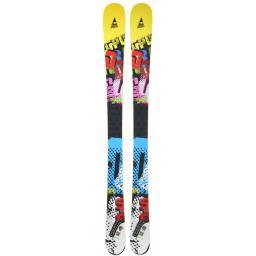 gpo-short-rocker-jam-130cms-adult-short-skis-with-tyrolia-bindings-choose-your-package-pack-1-bare-ski-no-binding-mount-
