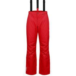 Ice Peak Travis MENS Ski Snowboarding Salopettes Pants RED Size small