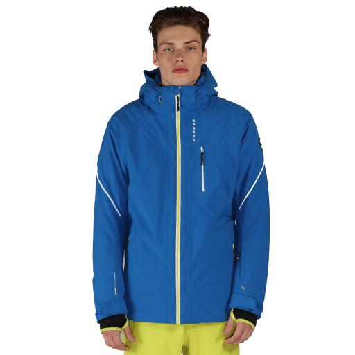 DARE2B ENTHRALL Mens Ski Board Jacket in BLUE Size 8XL ONLY