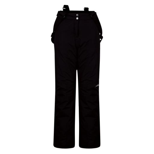DARE2B Womens ATTRACT II/III Ski Pants Salopettes Black Reg Leg