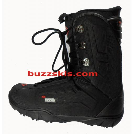 """SP """"IC"""" Recon with LACES Snowboard boots Sizes 9.5-10-10.5"""