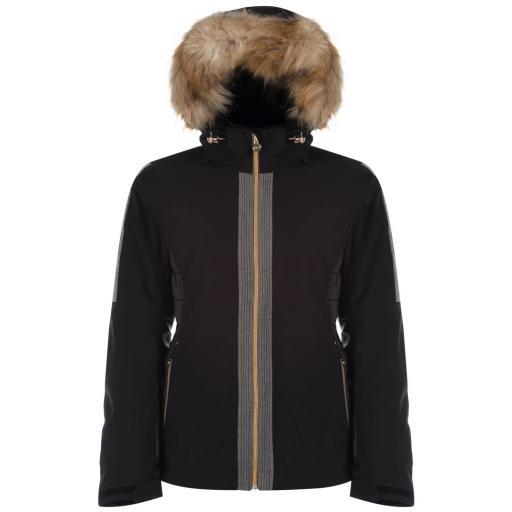 DARE2B Womens CAPTIVATE Ski Jacket BLACK