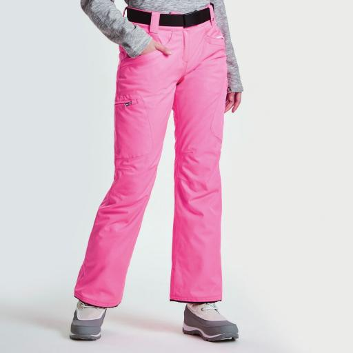 Womens DARE2B PINK FREE SCOPE II Ski Board Pants SHORT LEG