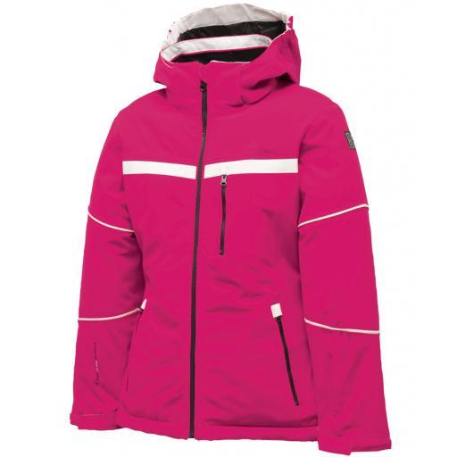 Dare2b ICICLE Girls ELECTRIC PINK Ski Snowboard Jacket