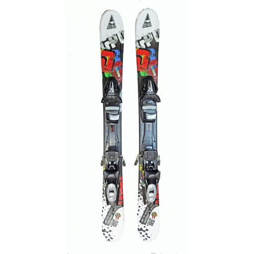 GPO JAM 99cms Adult Short skis with Tyrolia Release Bindings