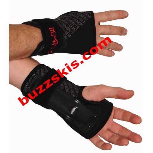 Demon Snowboard Wristguards Sizes S-M-L-XL