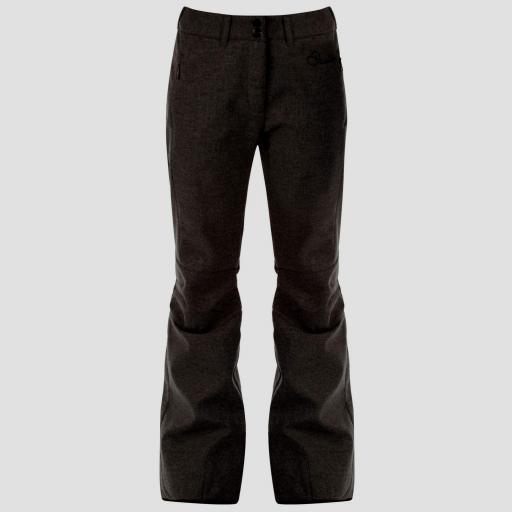 Womens DARE2B BLACK REMARK Softshell Ski Pants Trousers SHORT LEG