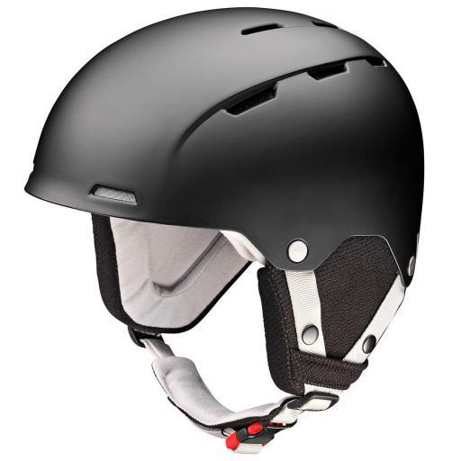 HEAD WOMENS TINA BLACK Size M/L 56-59CMS Ski Snowboard Helmet