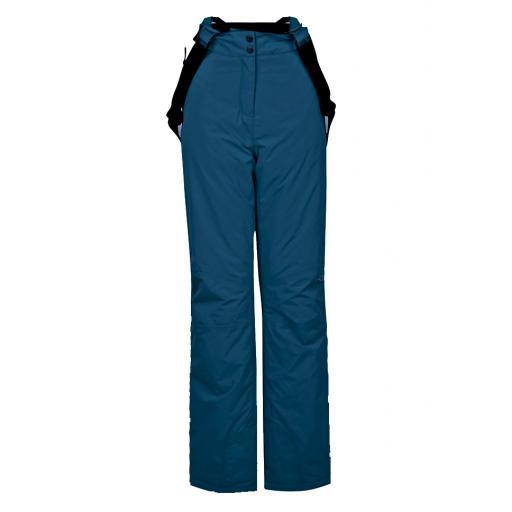 DARE2B Womens ATTRACT III BLUE WING Ski Pants Salopettes SHORT LEG