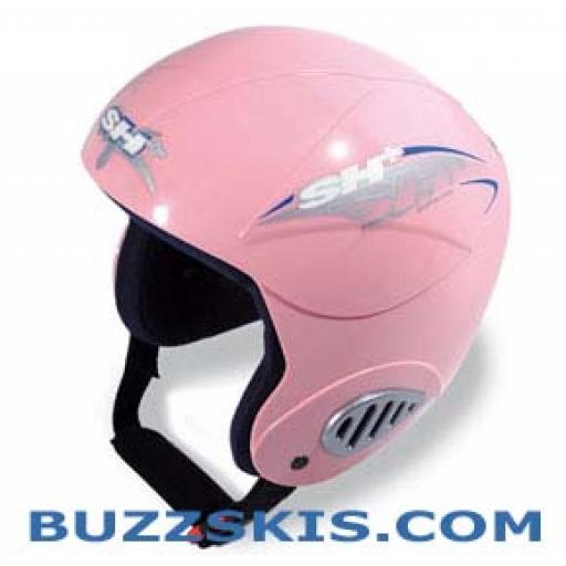 """SH+ """"EX1 PRO"""" Childs/Youth Ski Crash Helmet Pink (3 sizes) XS-S-M 53-58CMS"""