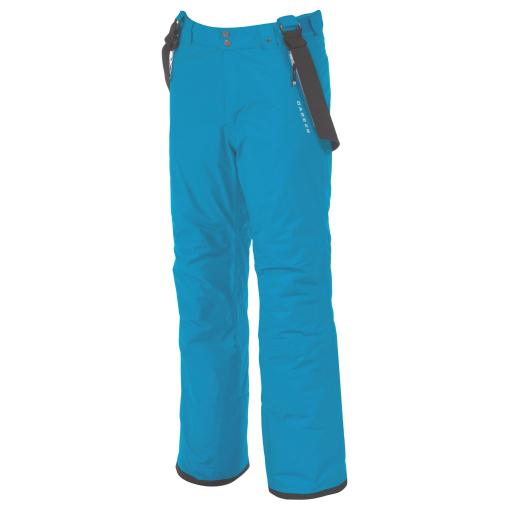 Dare2b KEEP UP III Mens METHYL BLUE Ski Board Salopettes Pants SHORT LEG