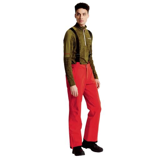 Dare2b CERTIFY II CODE RED Salopettes Ski Pants SHORT LEG