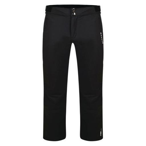 Mens Dare2b PROFUSE II BLACK Salopettes Ski Pants SHORT LEG