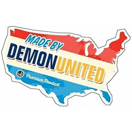 Demon Stomp pad USA for Snowboard