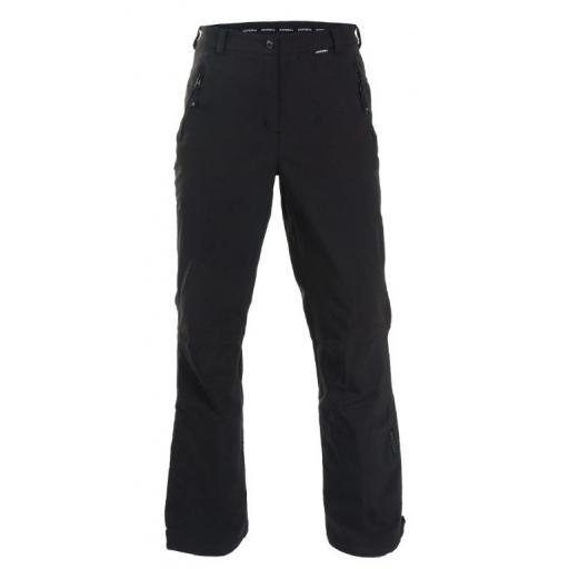 Ice Peak RIPA MENS BLACK Stretch Ski Pants Trousers