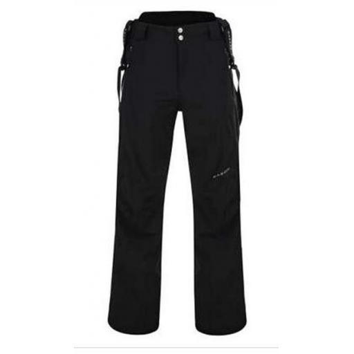 Mens Dare2b PACESETTER PRO BLACK Ski Pants Salopettes REG LEG