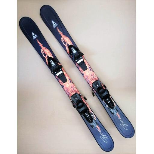 gpo-burner-109-cm-adult-short-skis-with-bindings-ltd-edition-choose-your-package-burner-130-skis-with-sr10-rental-bindin