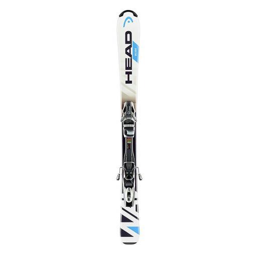 "HEAD HEADWAY ""GLIDE"" 125cms Short Mini ski inc Full Release bindings"