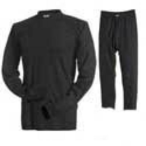"""Mens Spiderman Thermal Base Layer Set with 3/4 Crop bottoms """"5 Seasons"""" SIZES S-Large"""
