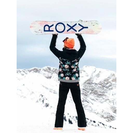 ROXY CREEK WOMENS Black Slim Skinny Ski Board Soft-Shell Pants REG