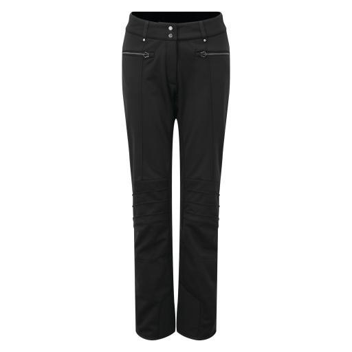 Swarovski Embellished Dare2b - Women's Inspired Waterproof Luxe Ski Pants Black